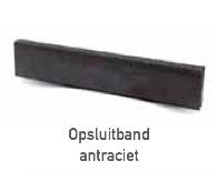 Opsluitband zwart online