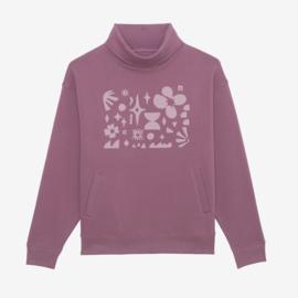 Suze Kol Sweater Mauve