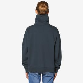 Suze Kol Sweater Ink Grey