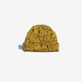 Animals  Mustard Beanie