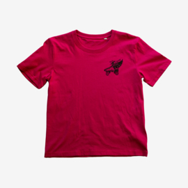 Roller skate boxy fit t-shirt