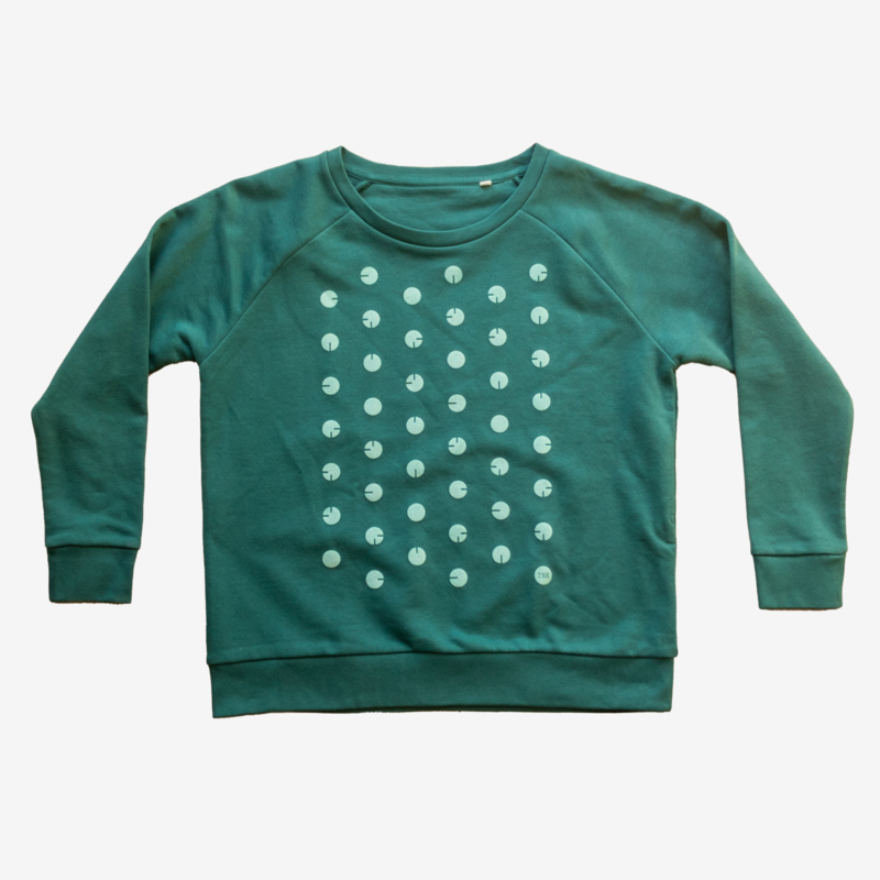 Dot relaxt fit sweater