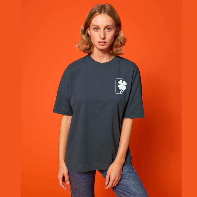 Britt t-shirt ink grey
