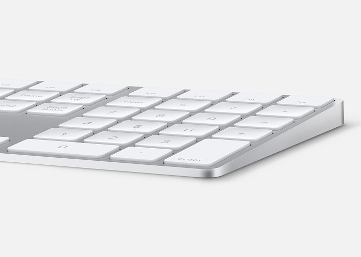 apple magic keyboard met numeriek