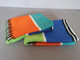 Set handdoeken strepen (nieuw).