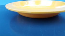 Mepal diep bord / kom, geel.