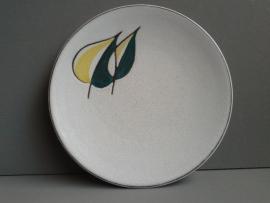 Set schaaltjes / bordjes, jaren vijftig.(art.MA)