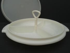 Tupperware serveerschaaltje.