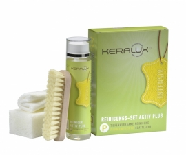 Keralux® active plus cleaning set
