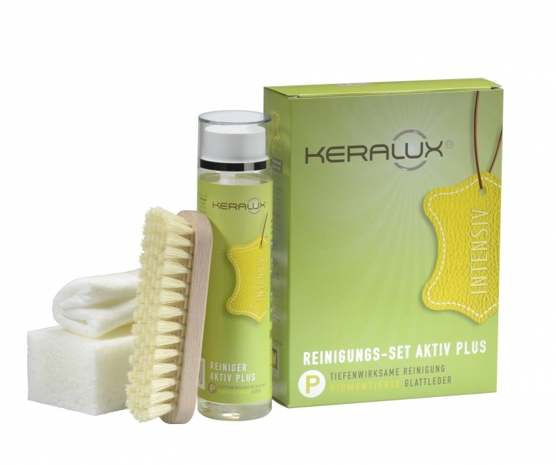 Keralux® active plus reinigingsset