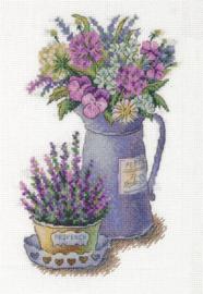 Bloemen uit de Provence