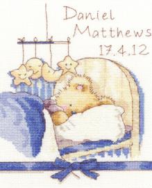 Huggles Bedtime - geboorte
