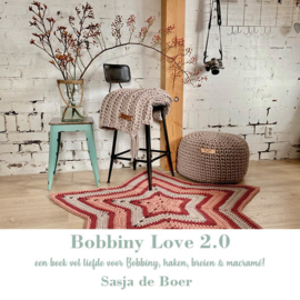 Bobbiny Love 2.0 - Haken, breien en macrame