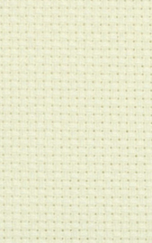 Aida - 14 count - Antique White - 50x45 cm