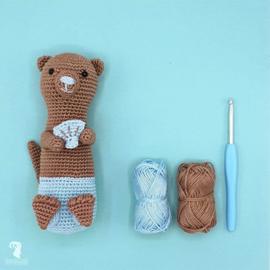 Haakpakket amigurumi - Otter