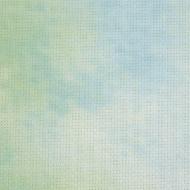 Aida - 14 count - DMC - print achtergrond - 38,1x45,7 cm