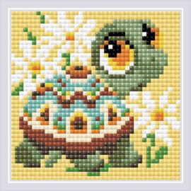 Diamond Mosaic - Schildpad