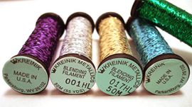Blending Filament - Metallic - Kreinik