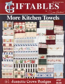 More Kitchen Towels - Jeanette Crews Design