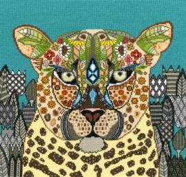 Jewelled Leopard