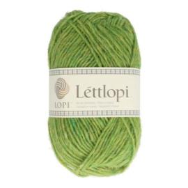 Lettlopi - Spring Green Heather / Vorgræn lyng