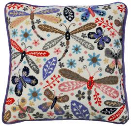 Libelle en Vlinders