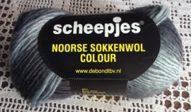 Noorse wol Colour 100 gram
