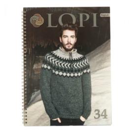 Iceland Lopi Breiboek nr 34