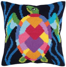 Kleurige Schildpad