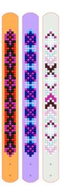 Armbandjes met geometric print