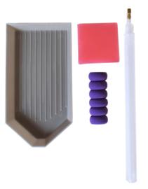 Accessoires voor Diamond Painting