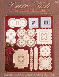 Patronenboek Creative Needles in Hardanger