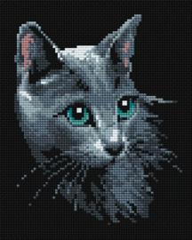 Diamond Mosaic - Blauwe Rus