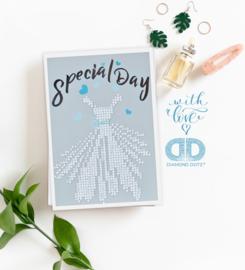 Wenskaart DD - Special Day