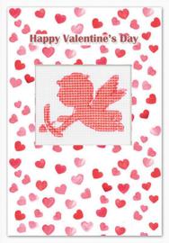 Valantijnskaart - Cupido