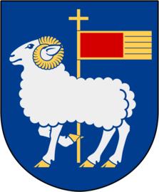 Gotland pelswol (ongeverfd)