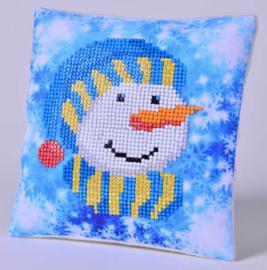 Snowman Cap Pillow