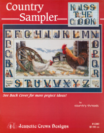 Country Sampler - Jeanette Crews Designs