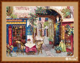 Cafe in Verona - Merejka