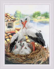 Ooievaarsfamilie