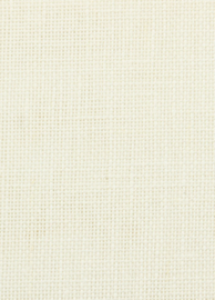 Evenweave - 25 count - Antique White - 50x45 cm