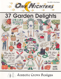 37 Garden Delights - Jeanette Crews Designs