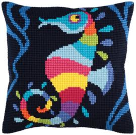 Kleurig Zeepaardje