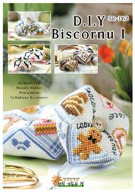 Biscornu 1 en verder