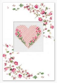 Valentijnskaart - Hart