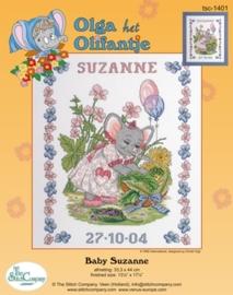 Olga het Olifantje - Baby