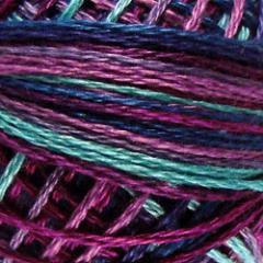 Valdani Threads (3-draads) handgeverfd