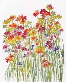 Flower Watercolours