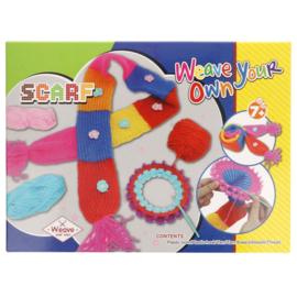 Breipakket voor kinderen - sjaal
