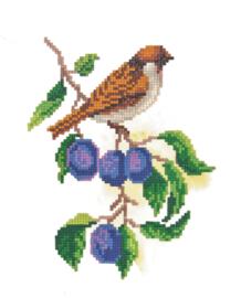 Diamond Painting - Sparrow